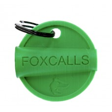 FoxCalls Keychain Whistle